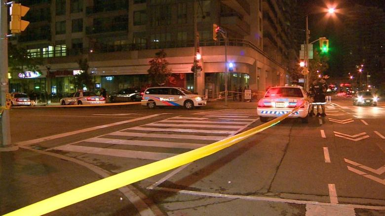 Man arrested after another man injured in early morning stabbing