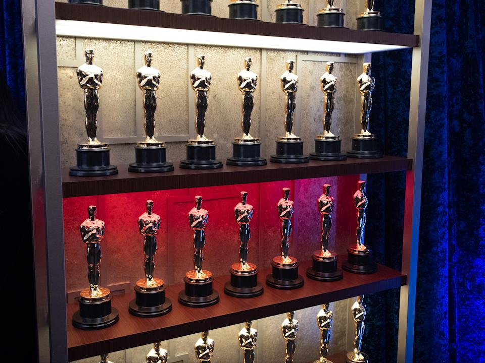 <p>2021 Oscars ratings suffer an all-time low with fewer than 10 million tuning in</p> (Getty Images)