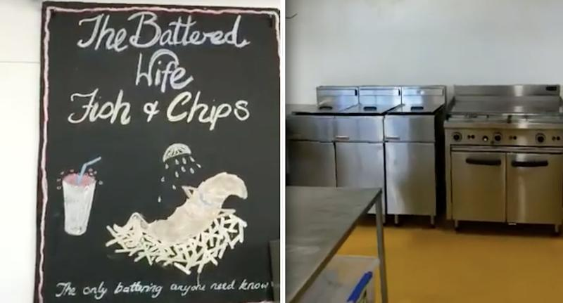 'Battered Wife' fish shop to close after backlash in Australia