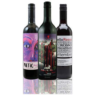 """<p><a class=""""link rapid-noclick-resp"""" href=""""https://www.amazon.co.uk/Premium-Natural-Merlot-Ciello-Samurai/dp/B08KQ8RNSD/ref=sr_1_2?dchild=1&keywords=ciello+wine&qid=1613387880&sr=8-2&tag=hearstuk-yahoo-21&ascsubtag=%5Bartid%7C1923.g.35505537%5Bsrc%7Cyahoo-uk"""" rel=""""nofollow noopener"""" target=""""_blank"""" data-ylk=""""slk:SHOP"""">SHOP</a></p><p>A great starter pack of accessible natural reds, this bundle features a juicy Merlot from Chilean producer Metic, the very popular Samurai Shiraz from Australian winery Free Run Juice, and a drinkable Nero d'Avola from Cantine Rallo.</p><p>£45, wdsgroup.co.uk</p>"""