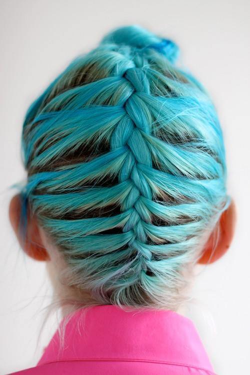 Would You Dye Your Hair This Color?