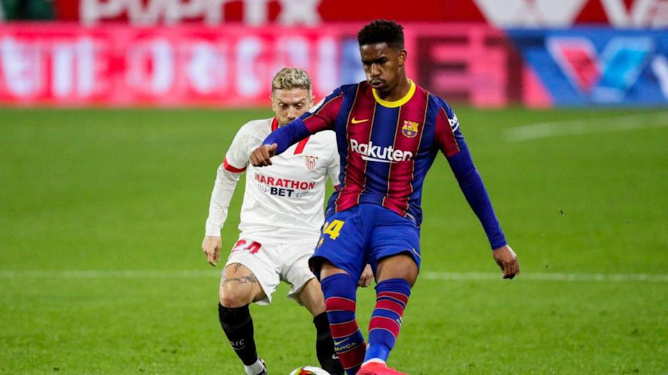 Junior Firpo | Soccrates Images/Getty Images