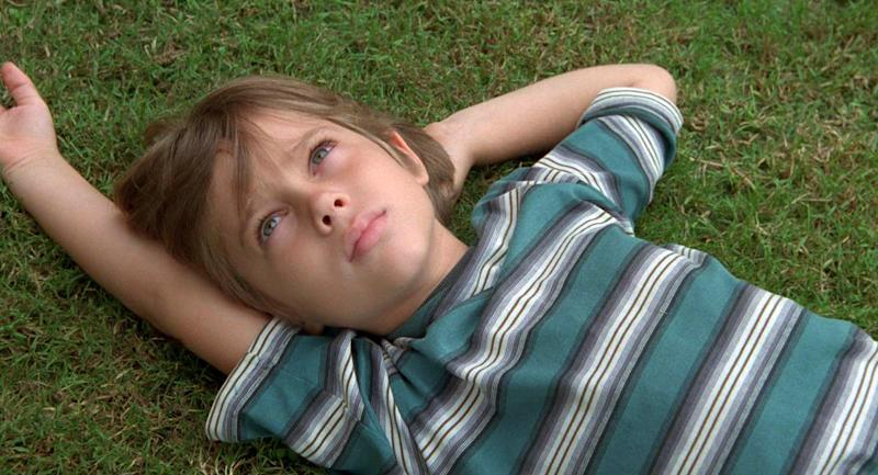 "This image released by IFC Films shows Ellar Coltrane in a scene from ""Boyhood."" (AP Photo/IFC Films)"