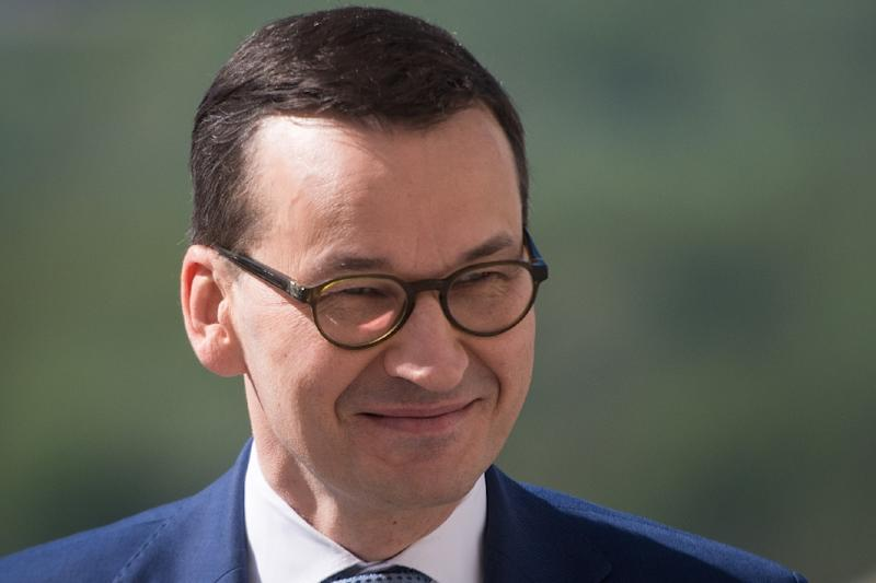 """Paedophilia has been treated too lightly by our judicial system,"" Polish Prime Minister Mateusz Morawiecki said"