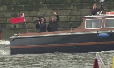 River Pageant: 'Crowd's Enthusiasm Infectious'