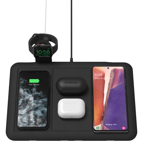 Mophie 4-in-1 Qi Wireless Charging Mat. Image via Best Buy.