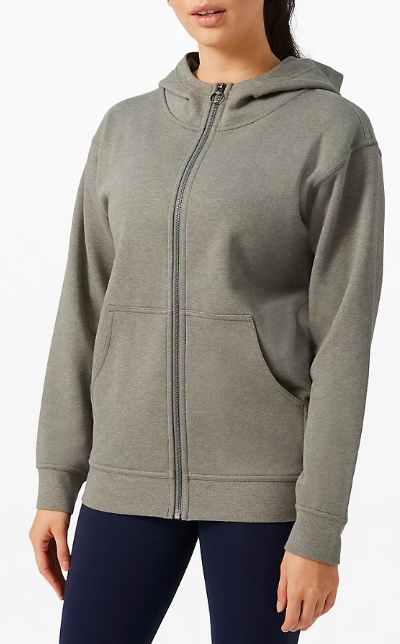 All Yours Zip Hoodie French Terry (Photo via Lululemon)