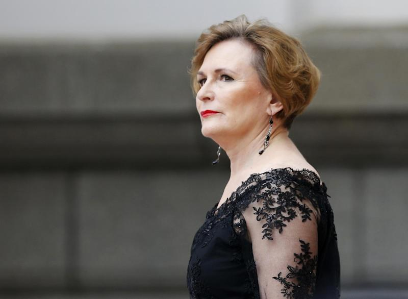 Helen Zille, premier of the Western Cape, insists she uses very little water: Mike Hutchings/Reuters