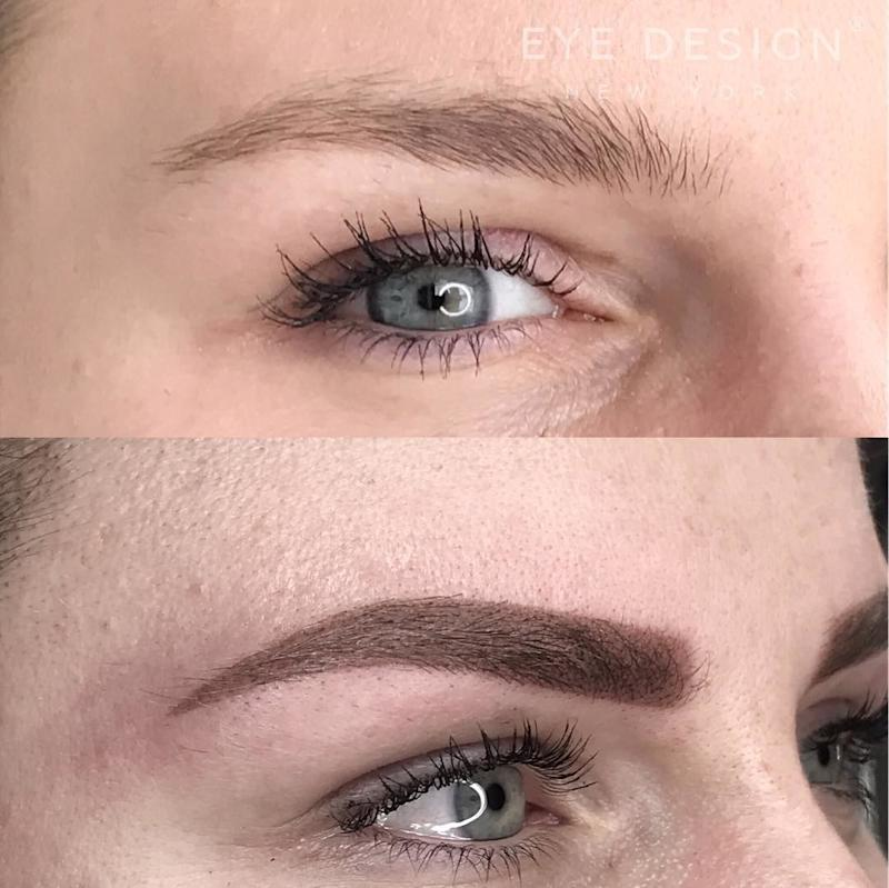 Microshading Is the Perfect Brow Option for Those With Sensitive Skin