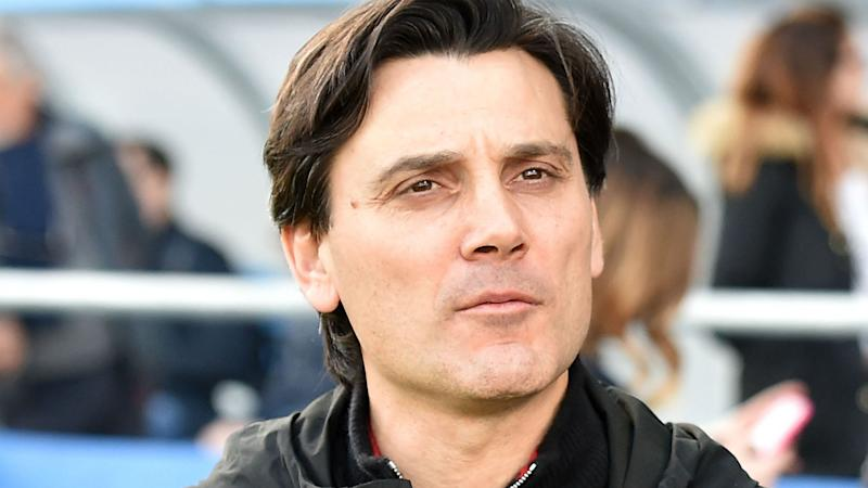 Montella unsure of AC Milan future amid takeover talk