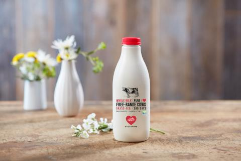 Hart Dairy Successfully Closes Its Planned $10 Million Seed Round to Pioneer the 100% Free-Range, Grass-Fed Dairy Movement in America
