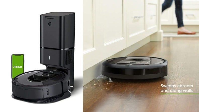 We've tested a bunch and iRobot is our favorite.