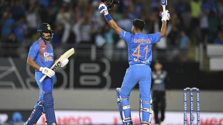 India take a 0-1 lead in the series
