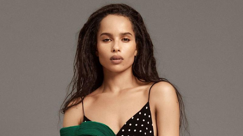 Zoe Kravitz Provides Update on Catwoman to Ellen