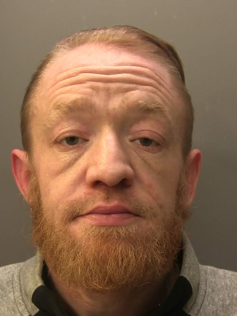 Mark Nye, 34, was arrested for allegedly running a drug dealing business while impersonating UFC fighter Conor McGregor.