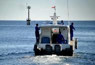 The missing Indonesian submarine had 53 crew on board