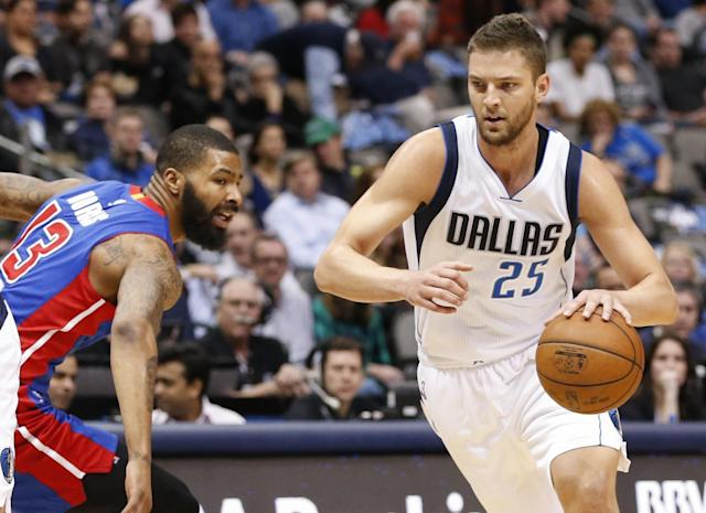 "Memphis needs <a class=""link rapid-noclick-resp"" href=""/nba/players/4920/"" data-ylk=""slk:Chandler Parsons"">Chandler Parsons</a> to remain healthy. (AP)"