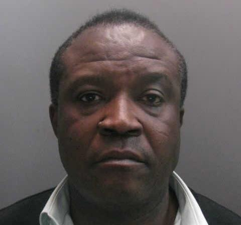 Jeffrey Opoku was jailed for his part in the five-year fraud (British Transport Police)