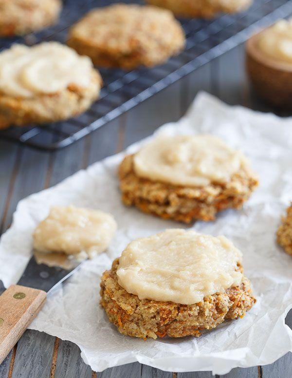 """<p>You might have to give up carrot cake, but you definitely don't have to give up carrot cake cookies.</p><p>Get the recipe from <a href=""""http://www.runningtothekitchen.com/paleo-carrot-cake-cookies/"""" rel=""""nofollow noopener"""" target=""""_blank"""" data-ylk=""""slk:Running to the Kitchen"""" class=""""link rapid-noclick-resp"""">Running to the Kitchen</a>.</p>"""