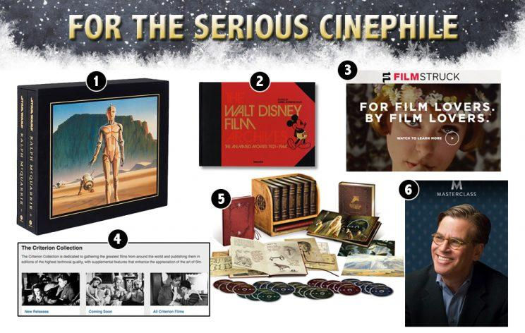For The Serious Cinephile