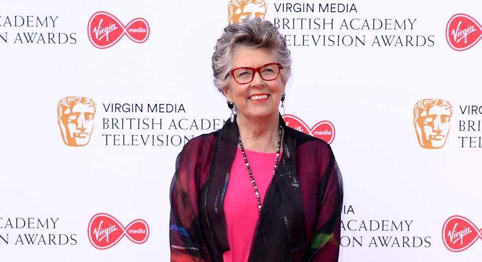 Prue Leith has opened up about her delightfully affordable beauty regime. (Getty Images)
