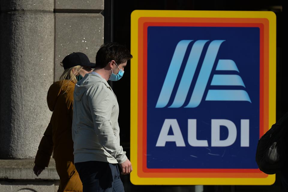 The German discount grocer has released a 'wish list' of locations for the expansion, with an aim to open 400 shops in England, 30 in Wales and 20 in Scotland. Photo: Artur Widak/NurPhoto via Getty Images
