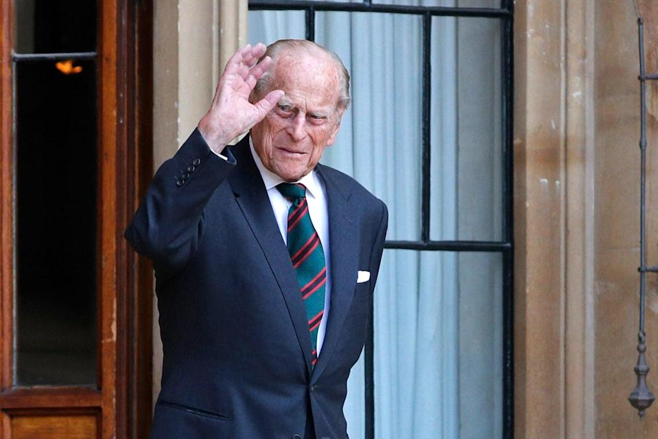 <p>Prince Philip, pictured last year</p> (POOL/AFP via Getty Images)