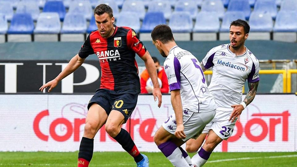 Genoa CFC vs ACF Fiorentina - Serie A | Getty Images/Getty Images