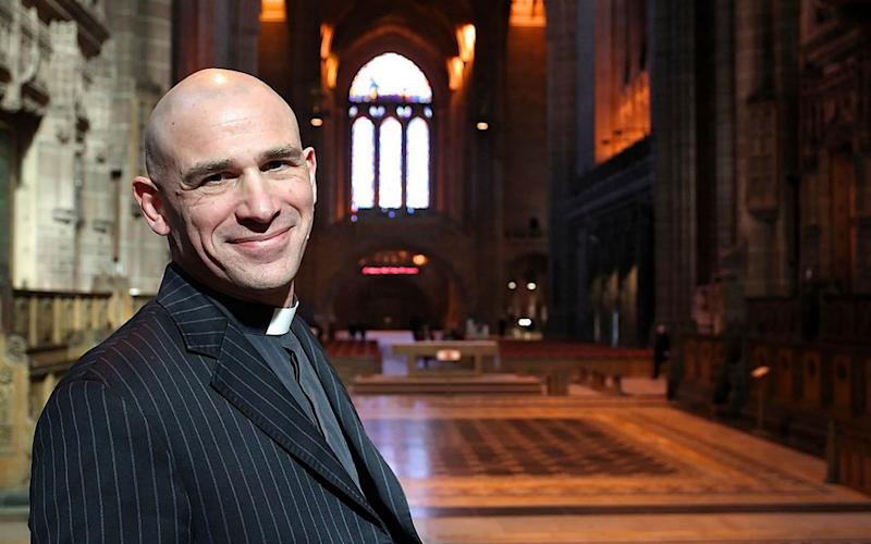 The Very Rev Dr Pete Wilcox, who has been named as the new Bishop of Sheffield a month after the previous nominee withdrew following protests over his views on the ordination of women clergy - PA