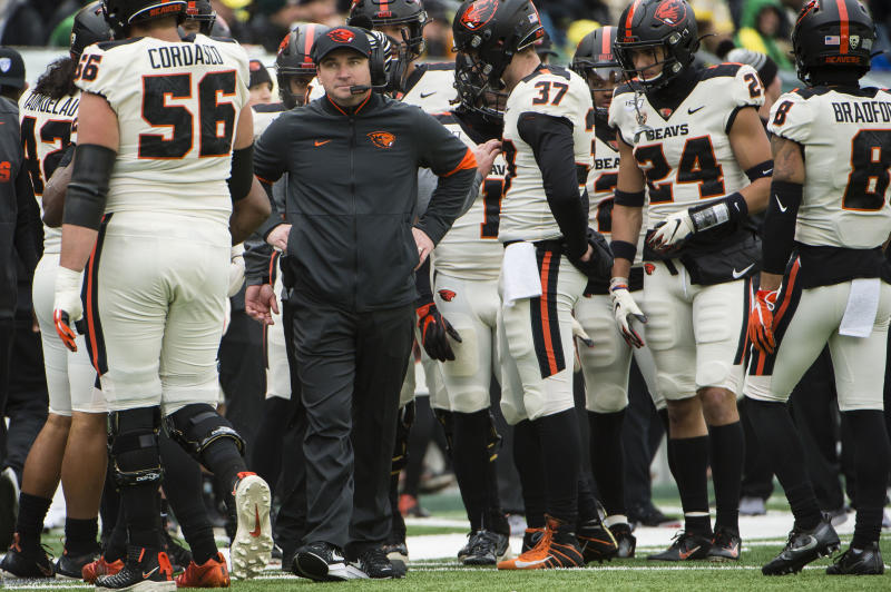 Predicting the Oregon State Beavers decade ahead