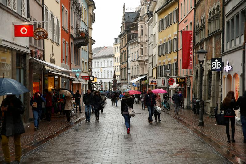 Gripped with coronavirus fears, German consumers pinch their pennies - GfK