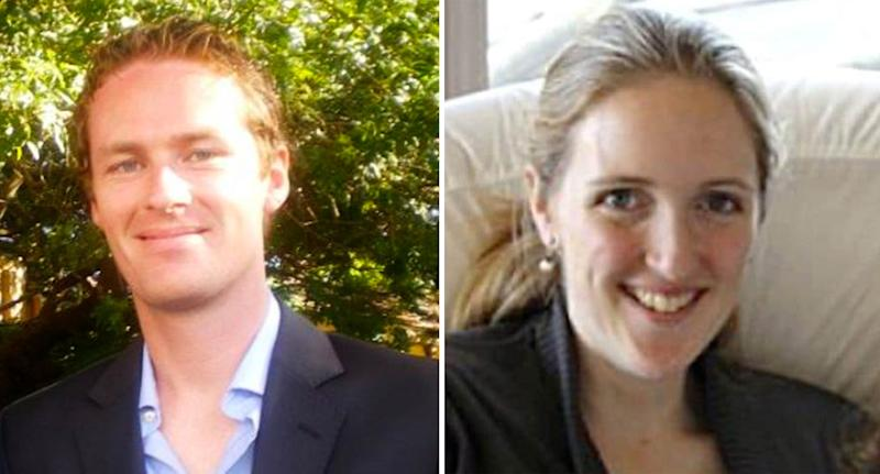 Pictured is Tori Johnson (left) and Katrina Dawson (right), who were both killed in 2014.