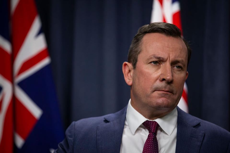 WA Premier Mark McGowan said some restrictions will remain. Source: Getty