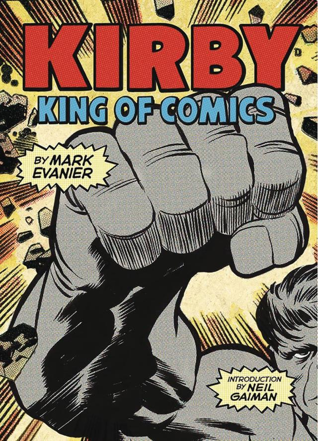 "<p>Celebrate the centennial of comics' most influential artist with this new paperback edition tracing Jack Kirby's landmark career, which included creating/co-creating Captain America, the Avengers, the X-Men, the Hulk, the Fantastic Four, Thor, the New Gods, and Darkseid, as well as directly inspiring two blockbusters currently in theaters: <em>Justice League</em> and <em>Thor: Ragnarok</em>.<br><strong>Buy: <a href=""https://www.amazon.com/Kirby-Comics-Anniversary-Mark-Evanier/dp/1419727494/"" rel=""nofollow noopener"" target=""_blank"" data-ylk=""slk:Amazon"" class=""link rapid-noclick-resp"">Amazon</a></strong> </p>"