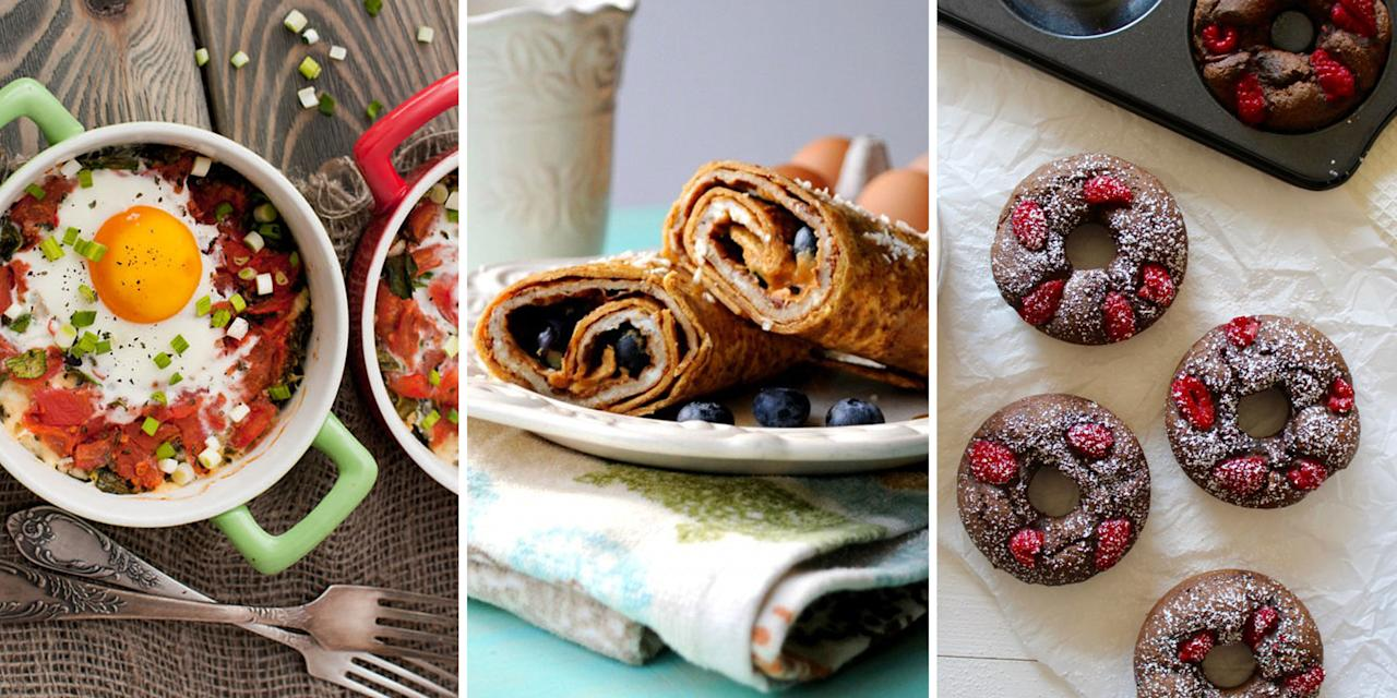 "<p>Whether your kids are whipping up some of these recipes for you or you're making them for your own mom, there's a little something here for everyone. From healthy donuts and cookies (yep, really!) to veggies and <a rel=""nofollow"" href=""http://www.drozthegoodlife.com/healthy-food-nutrition/healthy-recipe-ideas/g101/creative-egg-recipes-world-egg-day/"">baked eggs</a>, mom's definitely in for a treat.</p>"