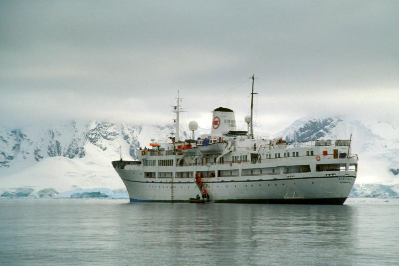 Multiple women have opened up about being sexually harassed by Boston University professor Dr. David Marchant during academic research trips to Antarctica.  (AGF via Getty Images)