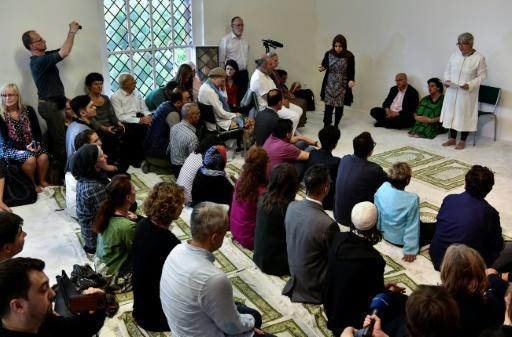 Turkey says liberal German mosque 'incompatible' with Islam