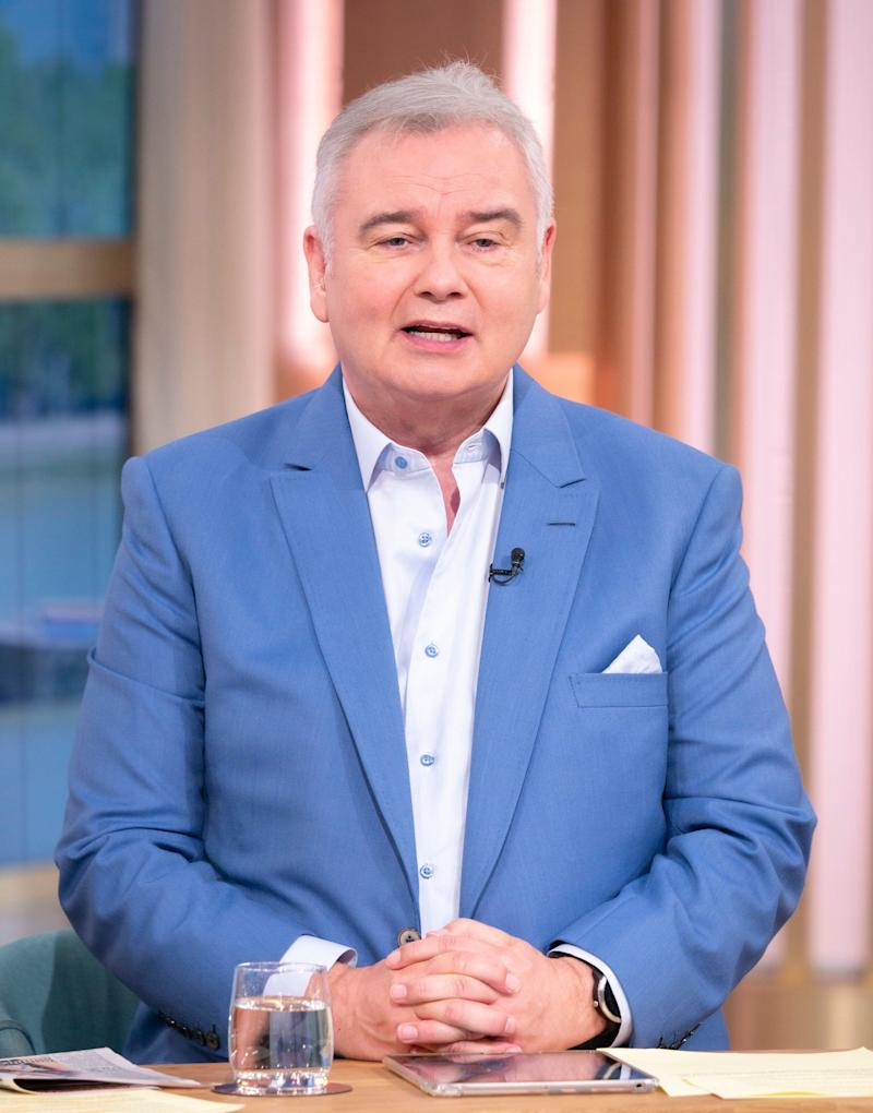 Eamonn Holmes (Photo: S Meddle/ITV/Shutterstock)