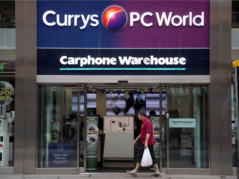 Dixons Carphone said last month it believed only 1.2 million customers' personal data had been accessed: PA