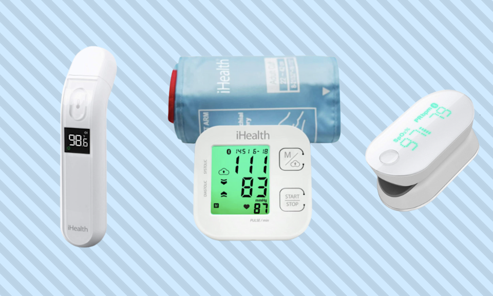 Save big on home health monitoring gear — but only for today! (Photo: Amazon)