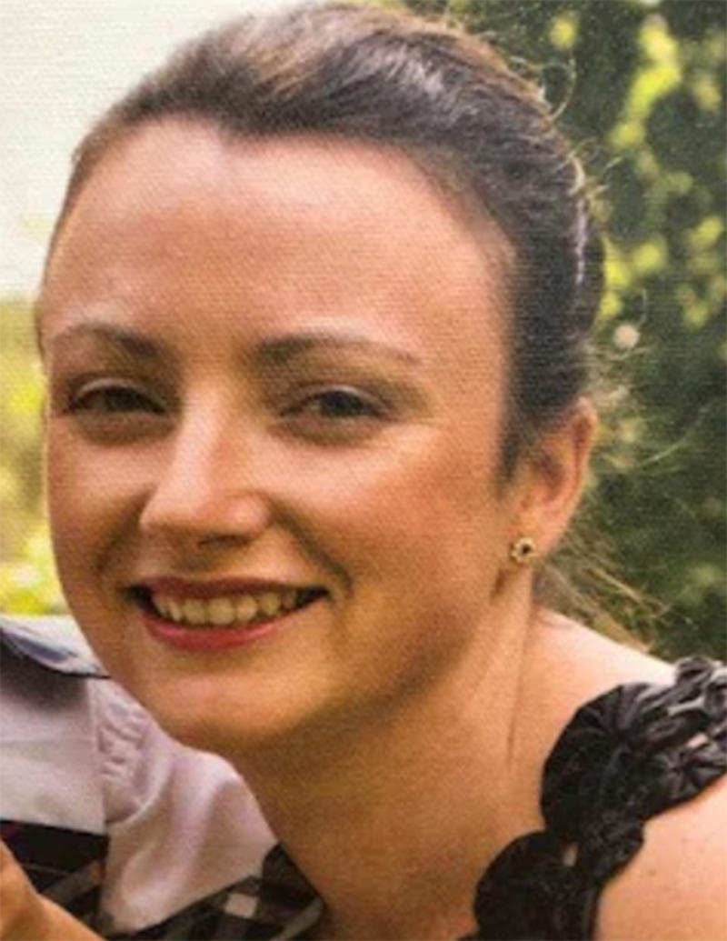 Rose Kelly, pictured, died in a head-on collision in Seaford on Thursday