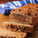 """<p>If you love baking with coconut flour, you know one thing: It can produce some very dry baked goods. This coconut flour banana bread is totally moist. </p><p>Get the <a href=""""https://www.delish.com/uk/cooking/recipes/a34726386/paleo-coconut-flour-banana-bread-recipe/"""" rel=""""nofollow noopener"""" target=""""_blank"""" data-ylk=""""slk:Coconut Flour Banana Bread"""" class=""""link rapid-noclick-resp"""">Coconut Flour Banana Bread</a> recipe.</p>"""