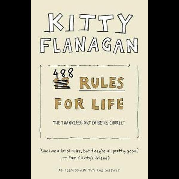 What people are (Kitty Flanagan is) saying about this book: 'You're welcome everyone.'