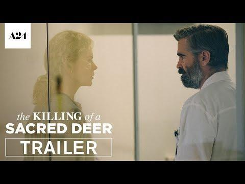 """<p>Acclaimed director Yorgos Lanthimos won for best screenplay at Cannes for this psychological thriller starring Colin Farrell and Nicole Kidman as a married couple whose family starts falling apart after inviting an orphaned boy into their home.</p><p><a class=""""link rapid-noclick-resp"""" href=""""https://www.netflix.com/watch/80187360?trackId=13752290&tctx=0%2C0%2Cc5ef0d79-6195-48e0-8fca-b9b9c98c9ac2-4283447%2C%2C%2C"""" rel=""""nofollow noopener"""" target=""""_blank"""" data-ylk=""""slk:Watch Now"""">Watch Now</a></p><p><a href=""""https://www.youtube.com/watch?v=CQFdGfwChtw"""" rel=""""nofollow noopener"""" target=""""_blank"""" data-ylk=""""slk:See the original post on Youtube"""" class=""""link rapid-noclick-resp"""">See the original post on Youtube</a></p>"""