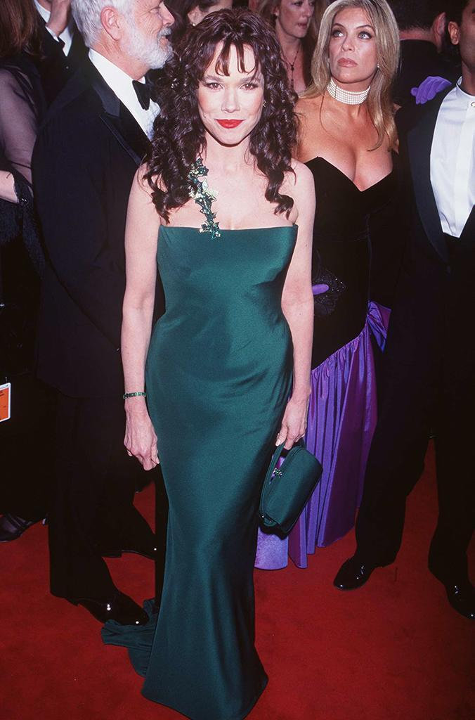 <p>The star received her first Oscar nomination for her supporting role in 'The Portrait of a Lady.' (Photo: Jeffrey Mayer/WireImage) </p>