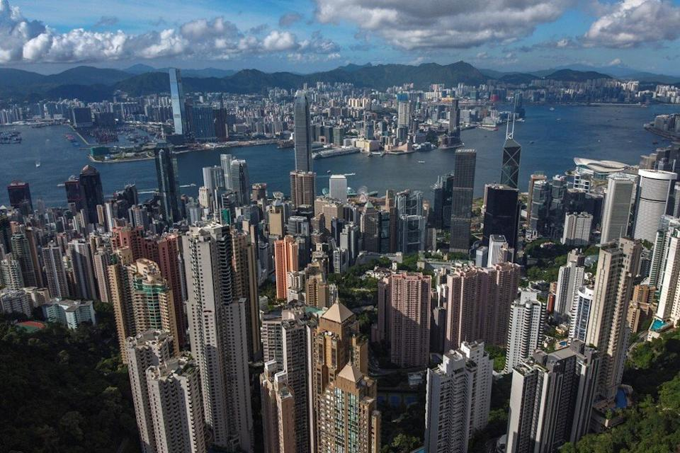Hong Kong's economy has been pounded by a combination of US-China tensions, the coronavirus pandemic and anti-government protests. Photo: Sun Yeung