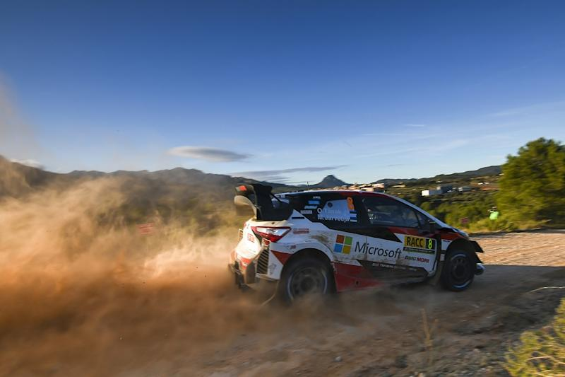 No driver to use #1 for first time in WRC history