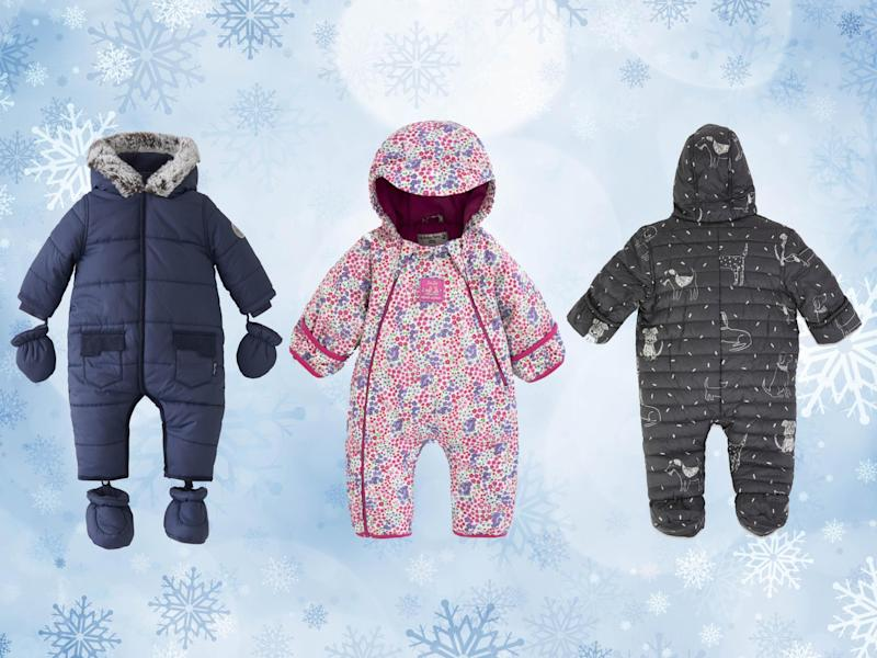 Babies lose heat quicker than adults, so it's important to find clothing that will keep them cosy as temperatures drop: The Independent/iStock