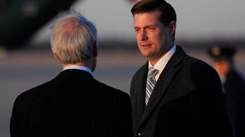 The White House Continues To Muddle Its Message On Rob Porter