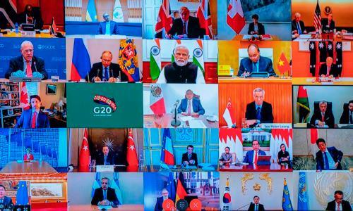 Back poor countries fighting Covid-19 with trillions or face disaster, G20 told